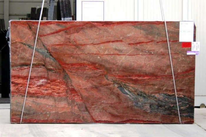 Red Fire Granite : Passion for stone